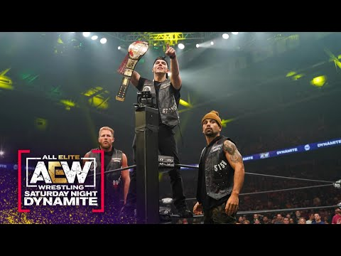 Sammy Guevara is Sick and Tired of Ethan Page and Scorpio Sky! | AEW Dynamite, 10/23/21