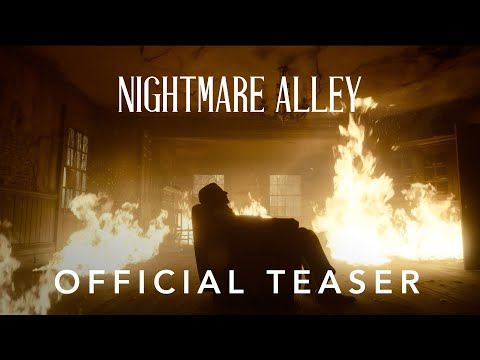 NIGHTMARE ALLEY | Official Teaser Trailer | Searchlight Pictures