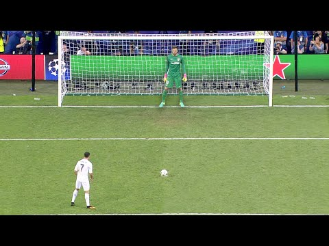 Unforgettable Penalty Moments